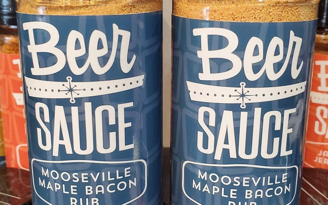 Moosville Maple Bacon Rub | BeerSauce