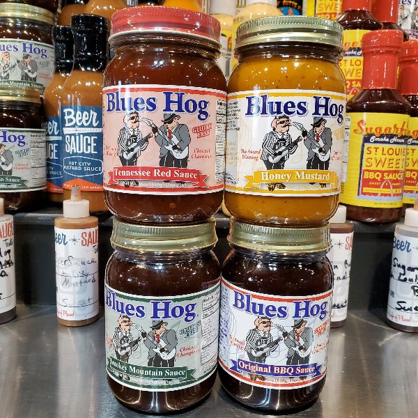 Blues Hog Sauce Restock!