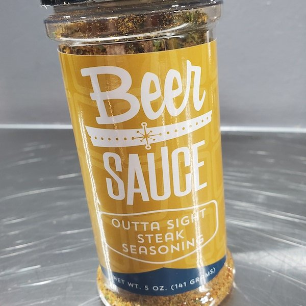 Outta Sight Steak Seasoning