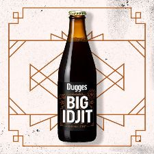 Drinking a Big Idjit by Dugges