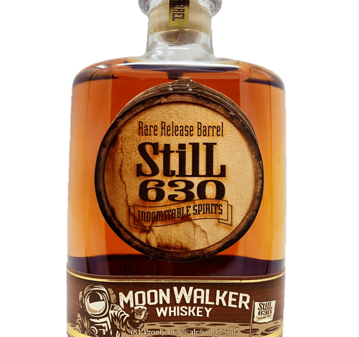 Still 630 | Moon Walker Whiskey