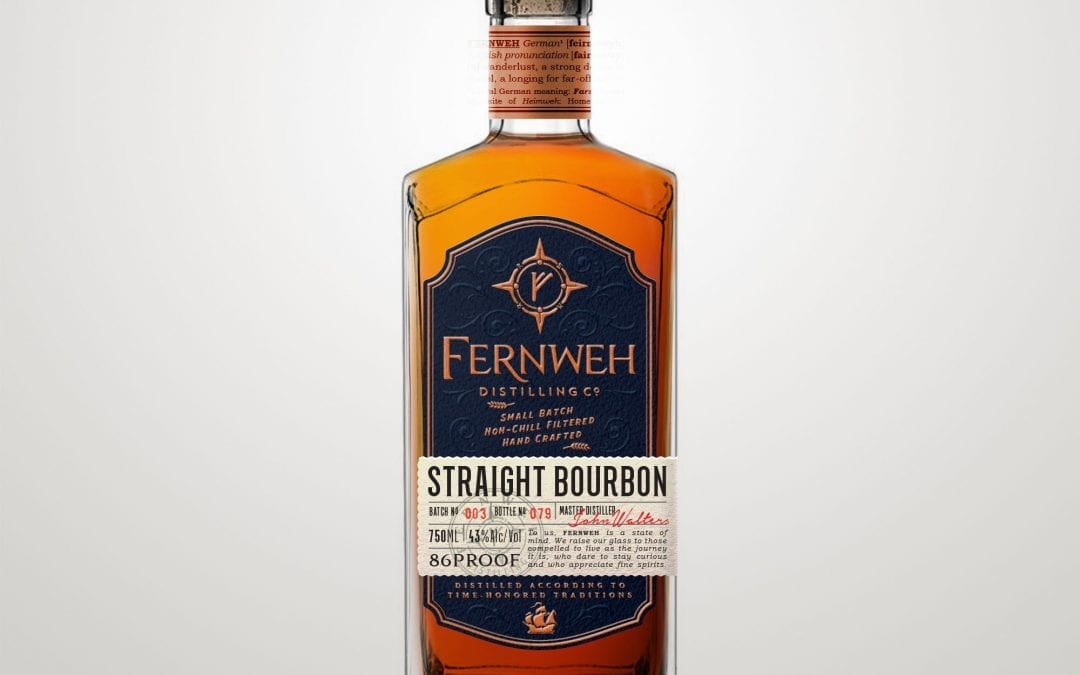 The Spirit of Fernweh: Straight Bourbon Whiskey