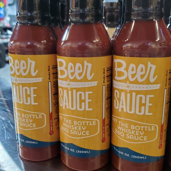 BeerSauce | Hit The Bottle BBQ Sauce