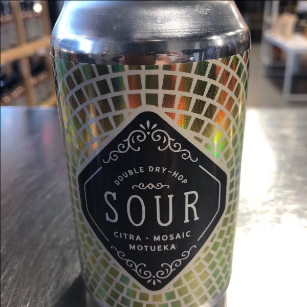 Double Dry Hop Sour | Crooked Stave