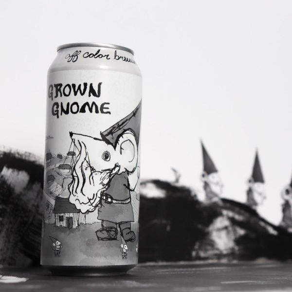 Grown Gnome | Off Color