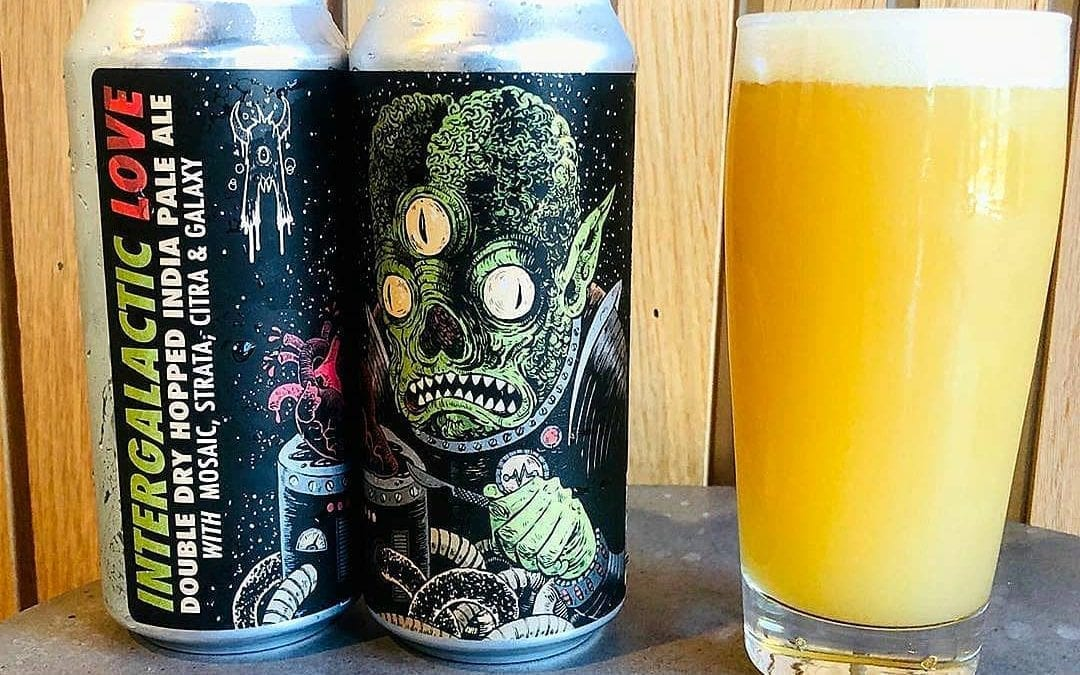 Intergalactic Love | Abomination Brewing Co