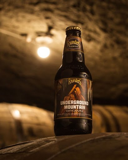 Underground Mountain Brown | Founders