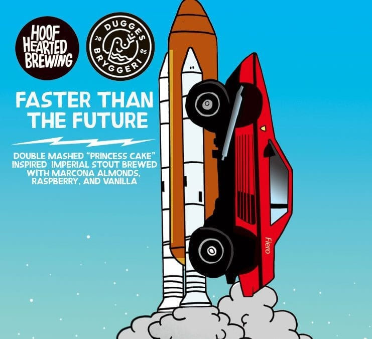 Faster Than the Future Hoof Hearted x Dugges Bryggeri