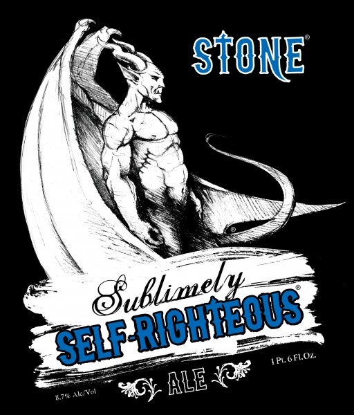 Sublimely Self-Righteous | Stone Brewing Co.
