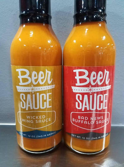 Wicked Wing Sauce by BeerSauce Shop