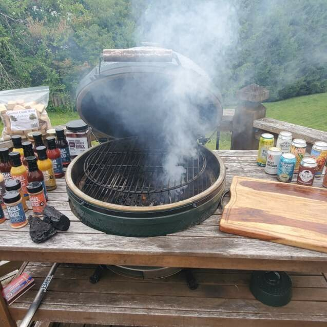 Charcoal Pit Smoked Meats